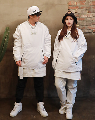 디미토 1718 DIMITO MIND JACKET D.WHITE