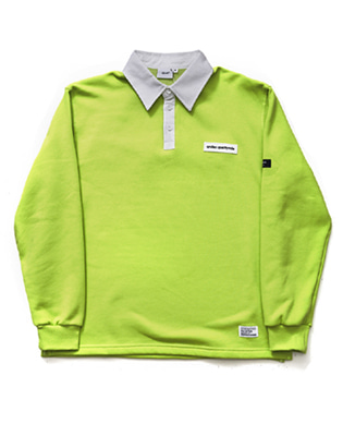 큐마일 QUALITY WORKER 카라티 LIGHT GREEN