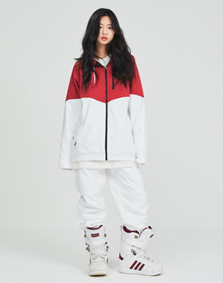 1819 instay pony jogger pants white / 인스테이