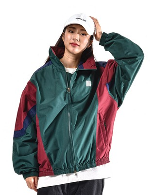 1819 언바인드 TRIBE JKT / GREEN