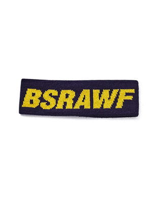 1819 BSRABBIT BSRAWF KNIT HEADBAND NAVY