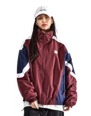 1819 언바인드 TRIBE JKT / BURGUNDY
