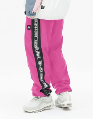DIMITO 1819 PEER PANTS HOT PINK 디미토 피어 핫핑크