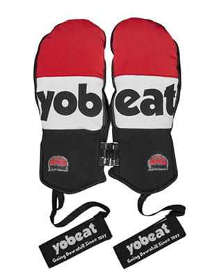1819 YOBEAT NANO BLOCK GLOVES 요비트 LIGHT RED