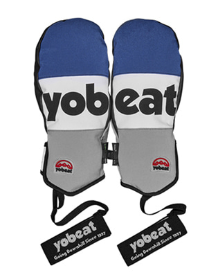 1819 YOBEAT NANO BLOCK GLOVES 요비트 BLUE NAVY