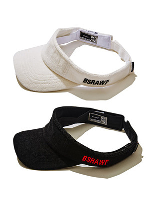 비에스래빗 BSRAWF KNIT SUN VISOR 2colors