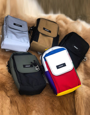 1920 비에스래빗 UTILITY SMALL BAG 5colors