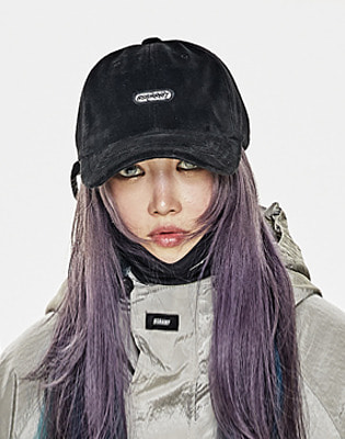 1920 비에스래빗 BSR VELOUR CAP BLACK