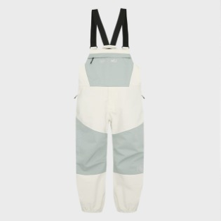 1920 DIMITO x MILLET FISHER OVERALL PANTS IVORY 디미토X밀레