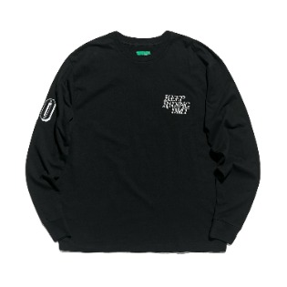 1920 DIMITO KRD LONG SLEEVE BLACK 스노우보드복 맨투맨