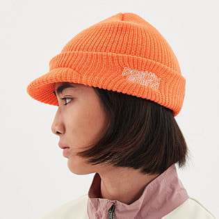 1920 DIMITO VISOR KNIT BEANIE ORANGE 스노우보드복 니트비니