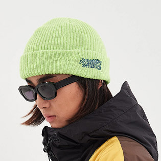 1920 DIMITO DMT KNIT BEANIE VOLT 스노우보드복 니트비니