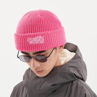 1920 DIMITO DMT KNIT BEANIE PINK 스노우보드복 니트비니