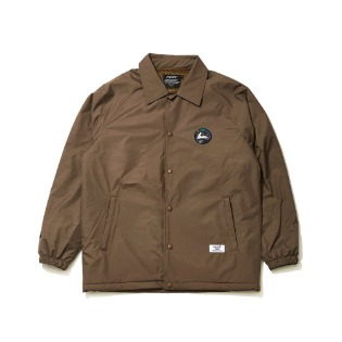 1920 비에스래빗 BSR WARM COACH JACKET KHAKI