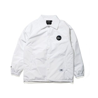 1920 비에스래빗 BSR WARM COACH JACKET WHITE