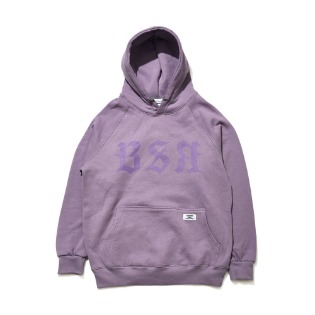 1920 비에스래빗 BSR HOODIE LIGHT PURPLE