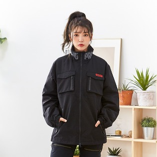 1920 요비트 EASY LIGHT JACKET BLACK