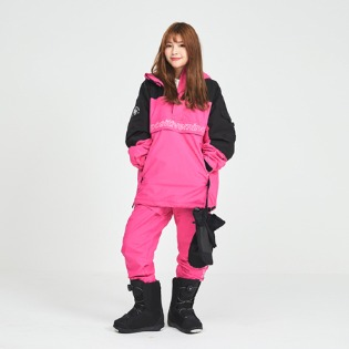 DIMITO 1819 RUNNER PANTS PINK 디미토 러너 팬츠