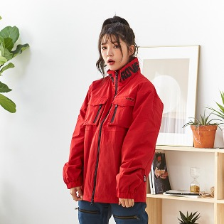 1920 요비트 EASY LIGHT JACKET LIGHT RED