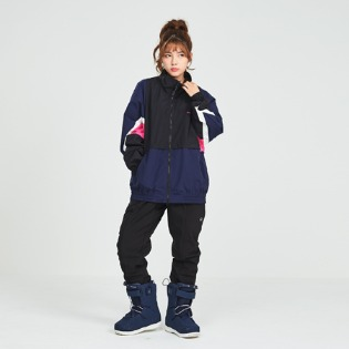 DIMITO 1819 CAMP JACKET NAVY 디미토 캠프 자켓