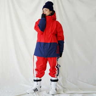 19/20 88 HAVE JACKET RED 남자여성공용 스노우보드복 자켓
