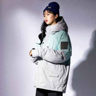1819 홀리데이 보드자켓 holiday arctic jacket mint