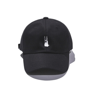 2021 비에스래빗 GR OPEN ZIPPER CAP BLACK