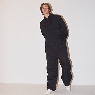 2021 BSRABBIT JUMP SUIT BLACK