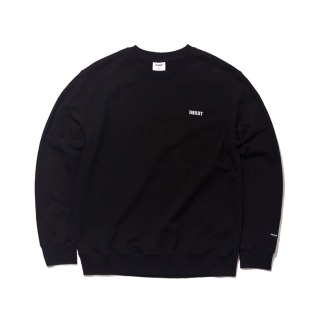 2021 비에스래빗 LOGO WELCOME DRY SWEAT SHIRT BLACK