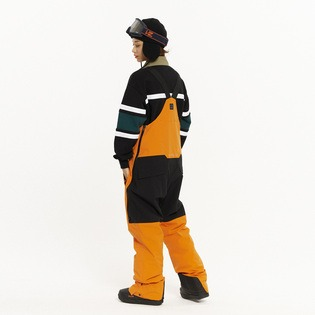 2021 DIMITO NXL OVERALL PANTS ORANGE NZST09277 디미토 오버롤팬츠