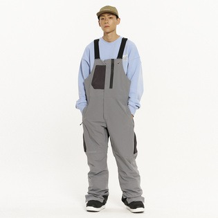 2021 DIMITO NXL OVERALL PANTS GREY NZST09152 디미토 오버롤팬츠