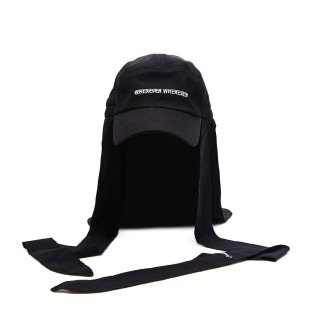 2021 비에스래빗 WEWE DURAG FISHING WITH ENF CAP BLACK