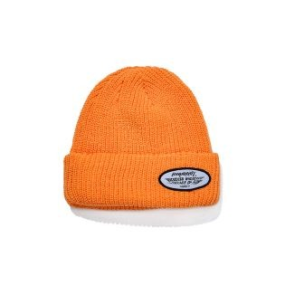 2021 WEWE WAPPEN BEANIE ORANGE