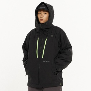 2021 DIMITO VTX TEMP JACKET BLACK NJTKTP101