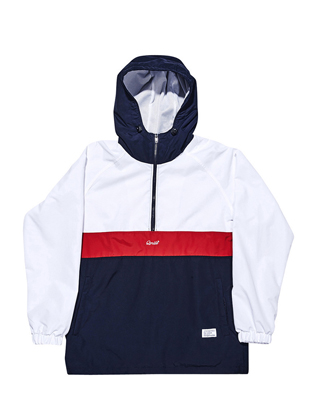 THE SECOND ANORAK _ WHITE