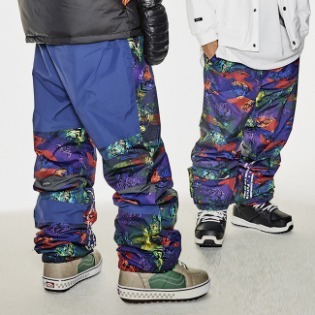 1920 비에스래빗 BSR ACTIVE JOGGER PANTS TIGER CAMO
