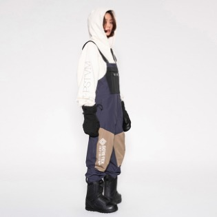 1920 DIMITO x MILLET FISHER OVERALL PANTS NAVY 디미토X밀레