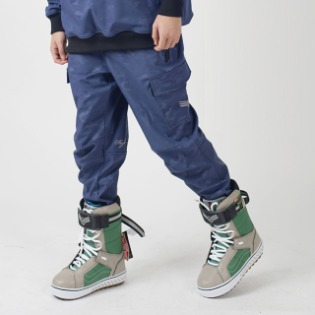 1920 홀라 HOLA UNIQUE CARGO JOGGER - NAVY 유니크 카고조거