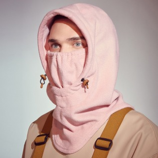1920 홀리데이 ORIGIN hood warmer - indy pink 워머