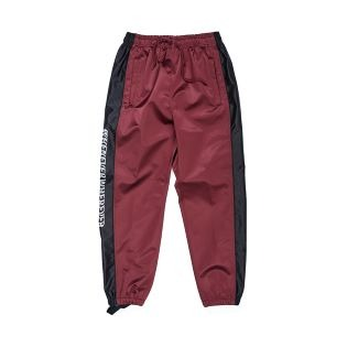 2021  BSRABBIT WW SHINE JOGGER PANTS BURGUNDY