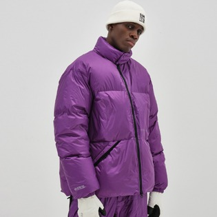 2021 (DIMITO X MILLET) DIMITO VTX GTX EASY DOWN JACKET PURPLE