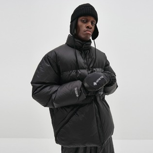 2021 (DIMITO X MILLET) DIMITO VTX GTX EASY DOWN JACKET BLACK
