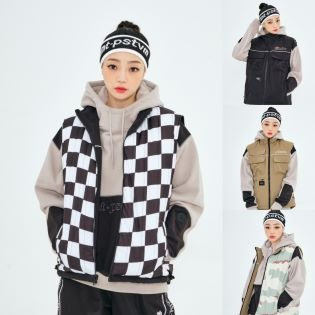 2021 DIMITO PART TIME REVERSIBLE VEST  디미토 양면조끼