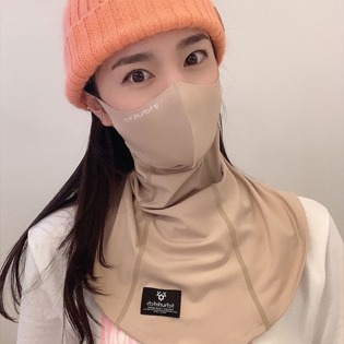 [2021FW] Schurkisch Filter Mask Balaclava - BE (디자인출원 제품)