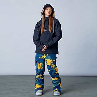2021 HOLIDAY SCOUT 2L pants - camouflage